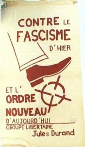 Antifascisme-Jules Durand