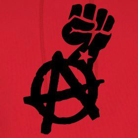 Poing anarchiste