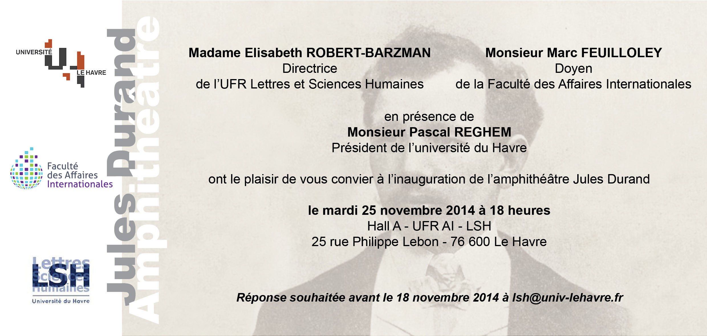 Invitation 25 nov Amphi Jules Durand(1)