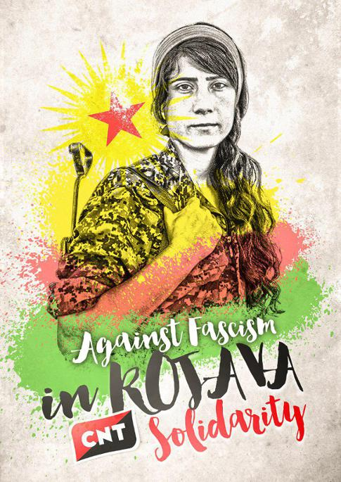 againstFascismRojava